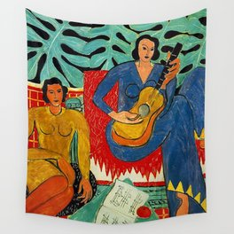 Good Girls by Henri Matisse  Wall Tapestry