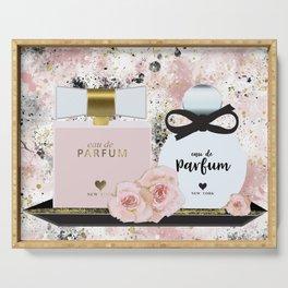 New York Parfum Serving Tray