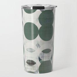 Minimalist art, Scandinavian art, geometric print, nordic design, minimalist wall art, simple art, p Travel Mug