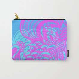 Amorph dark neon  Carry-All Pouch