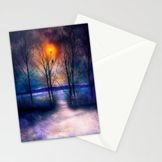 Winter Sonata II Stationery Cards