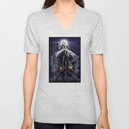 Saint Undertaker Unisex V-Neck
