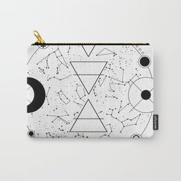 Celestial Alchemical Earth Carry-All Pouch