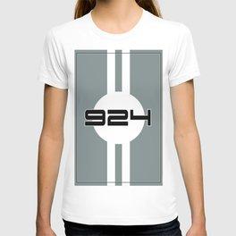 924 Racing Design T-shirt