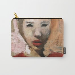 Scarlett/Newspaper Serie Carry-All Pouch