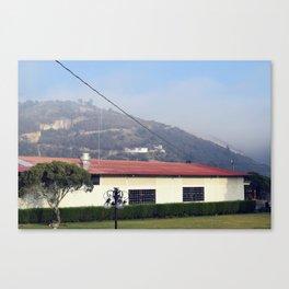 El Refugio Canvas Print