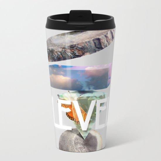Level Metal Travel Mug