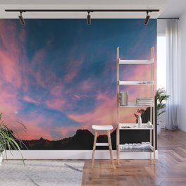 Zion Moonrise Wall Mural