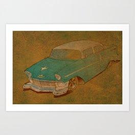 56 Art Print