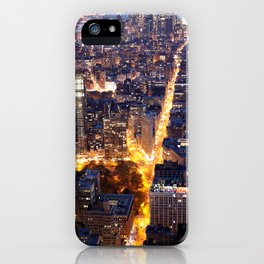 NYC FIRE iPhone Case