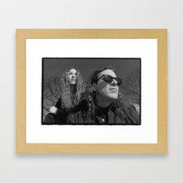 Los dos (HnL) Framed Art Print