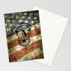 Captain American 1941 Stationery Cards