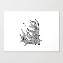 Infinite Loop Series Canvas Print
