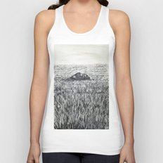 THE SOUND OF SILENCE Unisex Tank Top