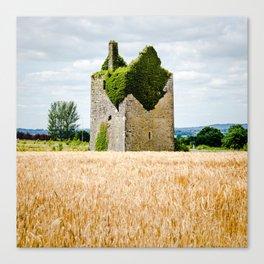 Irish Ruin Canvas Print