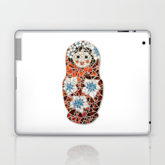 Babushka Laptop & iPad Skin