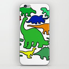 lost animal iPhone Skin