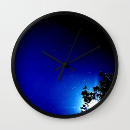 Stars in a day  Wall Clock