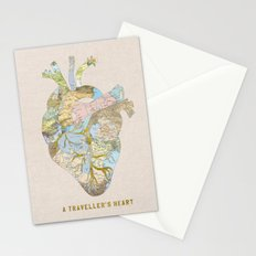 A Traveller's Heart (UK) Stationery Cards