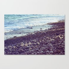 sea coast Canvas Print