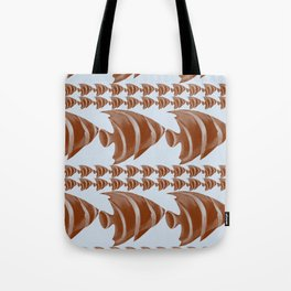 Fish2 Tote Bag