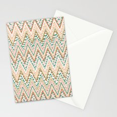 FORMENTERA CHEVRON Stationery Cards