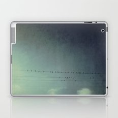 settle your wings Laptop & iPad Skin