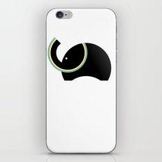 Retro Elephant iPhone & iPod Skin