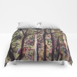The Australian forest Comforters