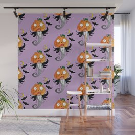 Pattern Halloween 2 Wall Mural