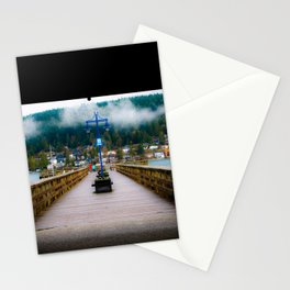 rocky point peir Stationery Cards