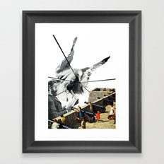 It's True - There's Nothing To Fear, But Fear Itself  Framed Art Print