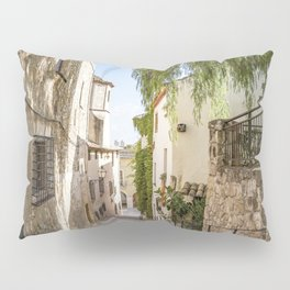 Beautiful Spanish Village Pillow Sham