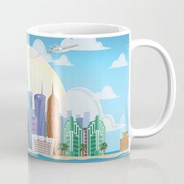 Space Up Coffee Mug