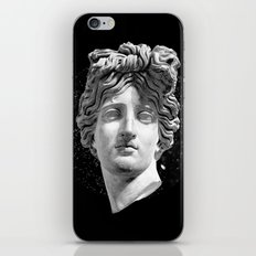 Sculpture Head III iPhone & iPod Skin
