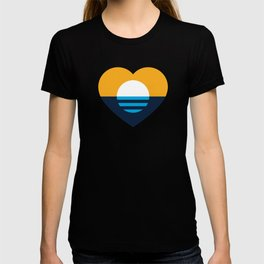Heart of MKE - People's Flag of Milwaukee T-shirt