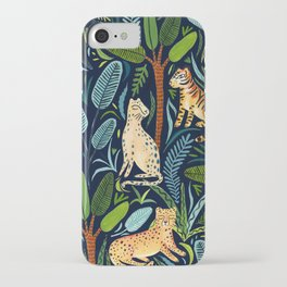 Jungle Cats iPhone Case