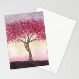Laceleaf Maple Stationery Cards