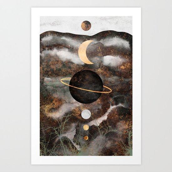 Saturn by elisabethfredriksson