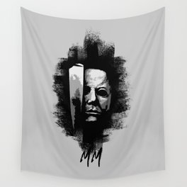 Michael Myers Wall Tapestry
