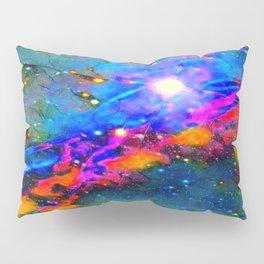 Toxic Nebula Pillow Sham
