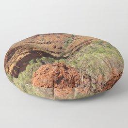 Gorge Karijini NP Floor Pillow