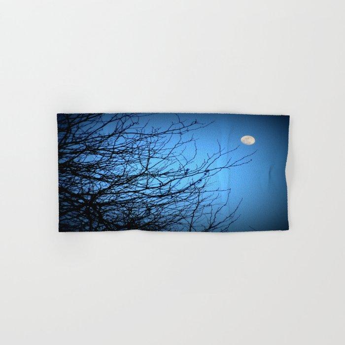 Moonlight at Dusk 2 Hand & Bath Towel