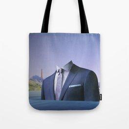 atmosphere 61 · Der Mann auf der Fahrt ins blaue Tote Bag