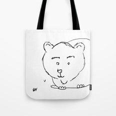 Bear McBear Tote Bag