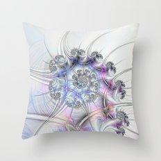 Irridescence Throw Pillow