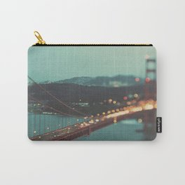 San Francisco Golden Gate Bridge, Sweet Light Carry-All Pouch