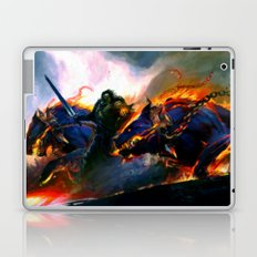 Hellhounds - Painting Style Laptop & iPad Skin