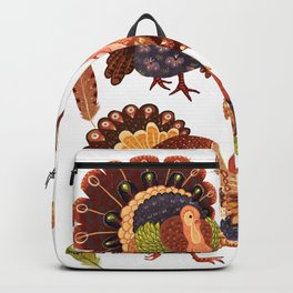 Turkey Gobblers Backpack