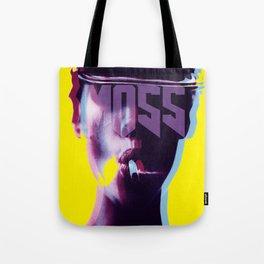smokin' Moss: iconoclast series Tote Bag